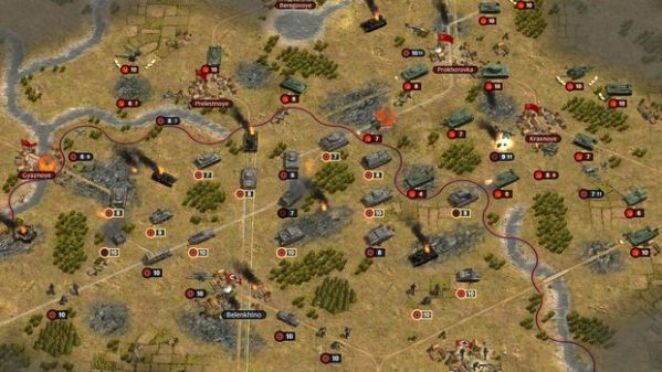Ordre de bataille: Panzerkrieg PC Crack