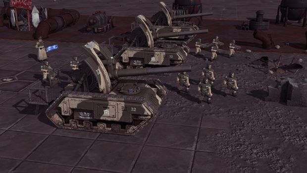 Warhammer 40,000: Sanctus Reach - Sons of Cadia Torrent Download