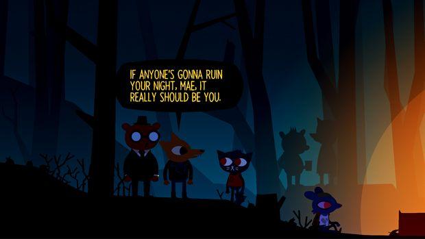 Nuit dans les bois Wierd Automne Edition PC Crack