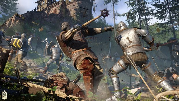 Kingdom Come: Deliverance PC Crack