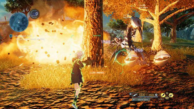 Sword Art Online: Fatal Bullet Torrent Download