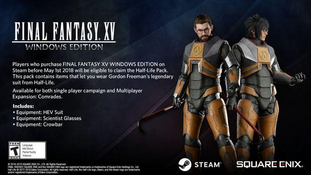 FINAL FANTASY XV WINDOWS EDITION Torrent Download