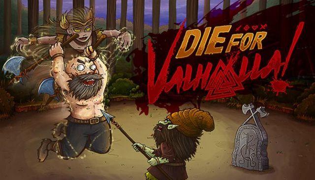 Image result for die for valhalla