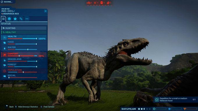 Jurassic World Evolution Torrent Download