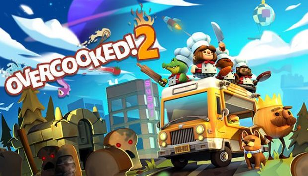 Overcooked! 2 Free Download