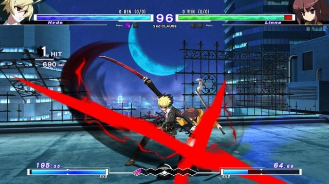 UNDER NIGHT IN-BIRTH Exe:Late[st] PC Crack