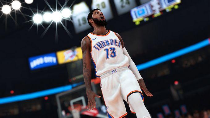 NBA 2K19 Torrent Download