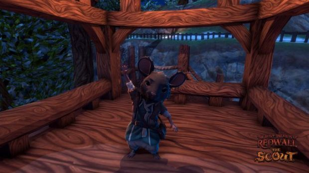 The Lost Legends of Redwall : The Scout Torrent Download