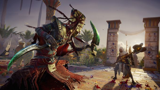 Assassin's Creed Origins Free Download (v1 51 & ALL DLC) – Maxome World