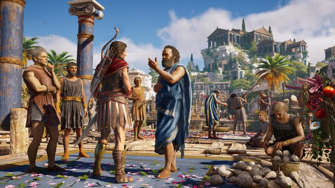 Assassin's Creed® Odyssey PC Crack