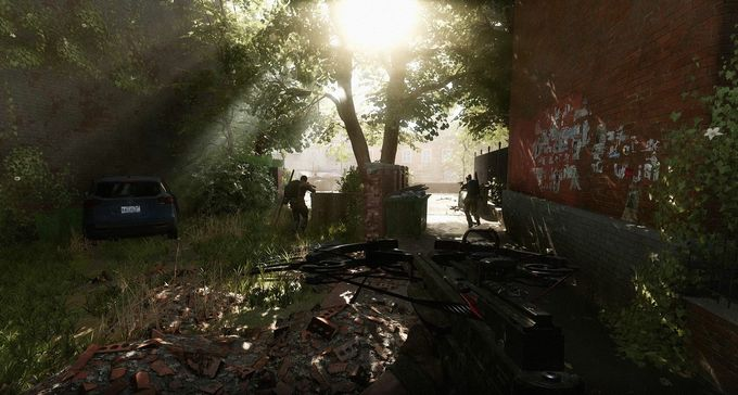 OVERKILL's The Walking Dead PC Crack