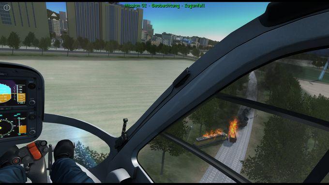 Polizeihubschrauber Simulator Torrent Download