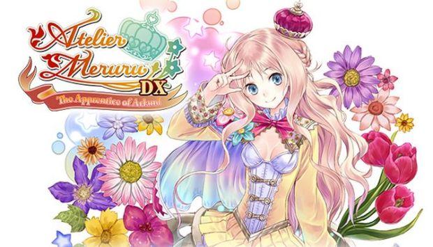 Atelier Meruru ~The Apprentice of Arland~ DX Free Download
