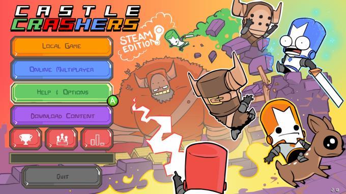 Castle Crashers® Torrent Download