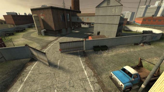 Counter-Strike: Source PC Crack