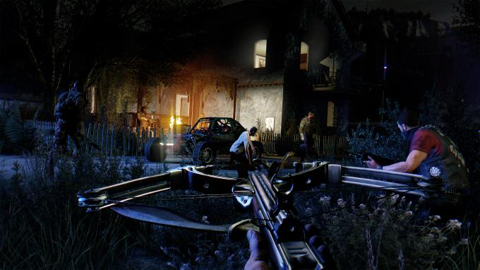 Dying Light: The Following PC Crack