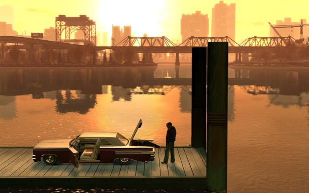 Grand Theft Auto IV PC Crack