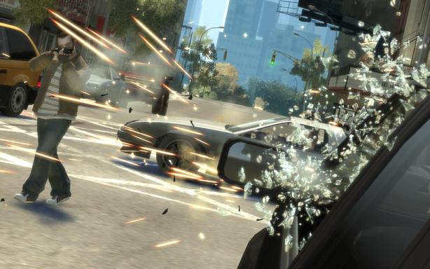 Grand Theft Auto IV Torrent Download