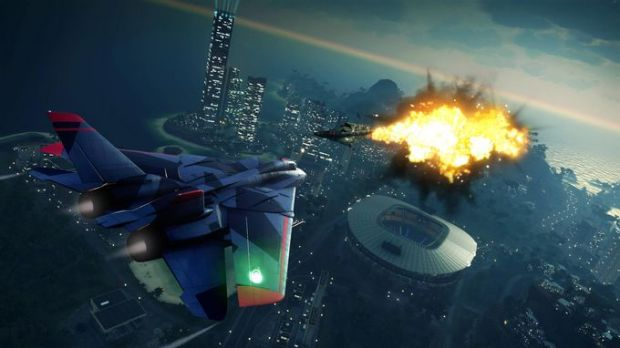 Just Cause 4 PC Crack