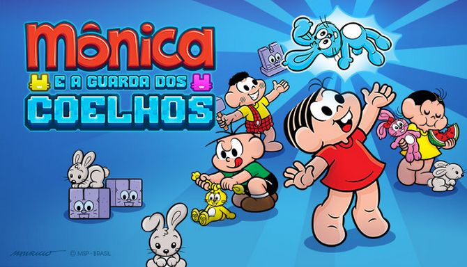 Monica e a Guarda dos Coelhos Free Download