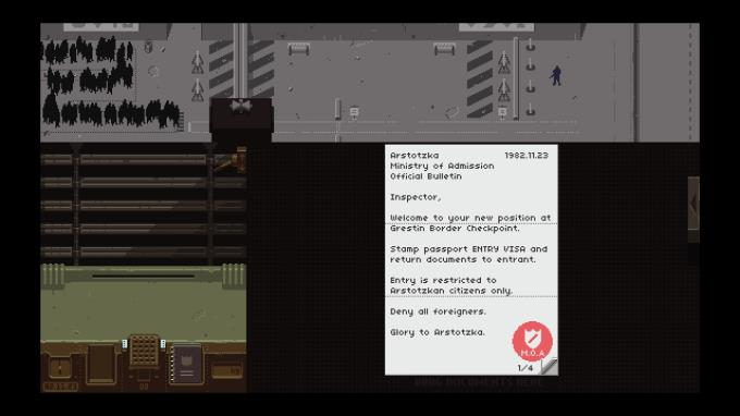 Papers, Please PC Crack