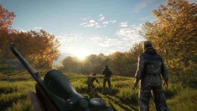 theHunter: Call of the Wild™ PC Crack