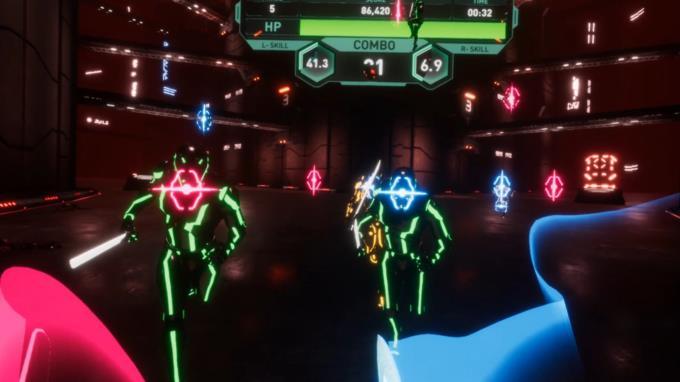 Bladeline VR Torrent İndir