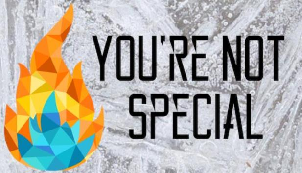 You're Not Special Free Download