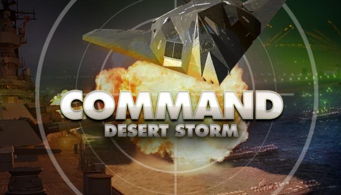 Command: Desert Storm Free Download