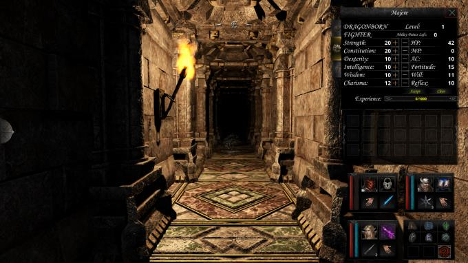 Dungeon Of Dragon Knight PC Crack