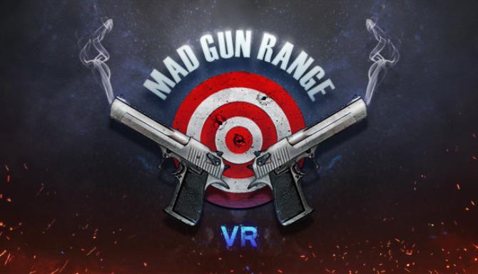 Mad Gun Range VR Simulator Free Download