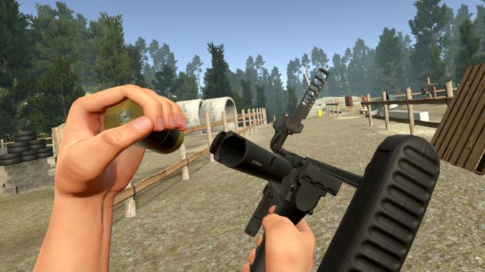 Mad Gun Range VR Simulator PC Crack
