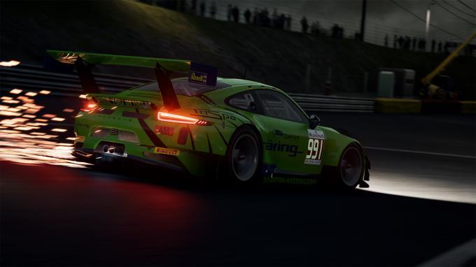 Assetto Corsa Competizione Torrent Download