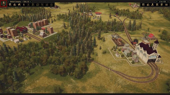 Demiryolu Şirketi Torrent İndir