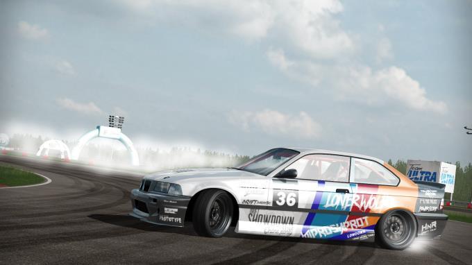 RDS - Resmi Drift Video Oyunu PC Çatlak