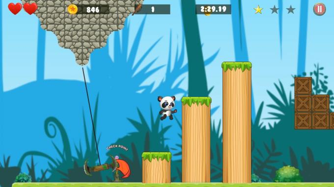 Süper Panda Torrent'in İnanılmaz Maceraları İndir