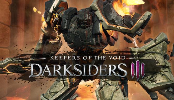 Darksiders III - Void Ücretsiz İndirme Sahipleri