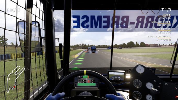 FIA Avrupa Kamyon Yarışı Şampiyonası Torrent İndir