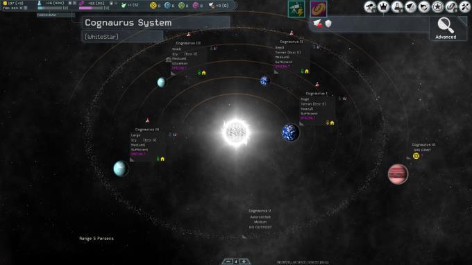 Yıldızlararası Uzay: Genesis PC Crack