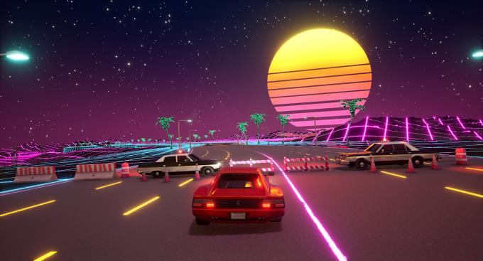 Cyber OutRun Torrent Download
