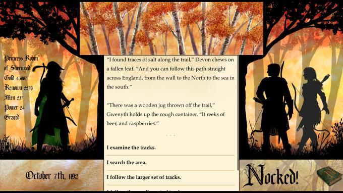 Nocked! True Tales of Robin Hood PC Crack