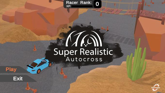 Süper Gerçekçi Autocross Torrent İndir