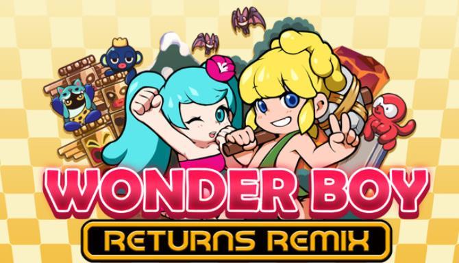 Wonder Boy Returns Remix Free Download