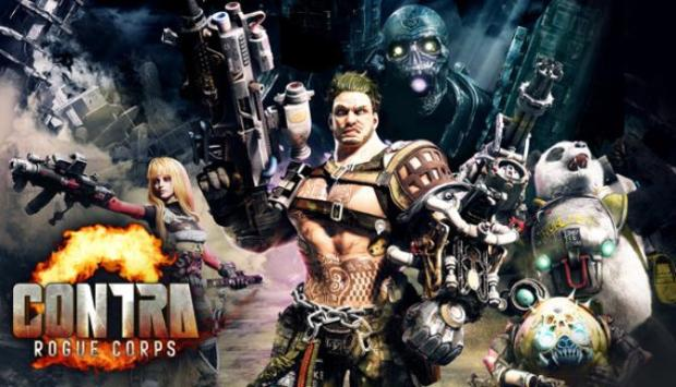 CONTRA: ROGUE CORPS Free Download