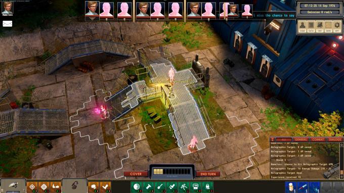 Encased: Kıyamet-Sonrası Bir RPG Torrent İndirme Bilim Kurgu İndir