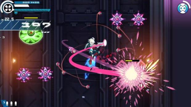 Gunvolt Chronicles: Luminous Avenger iX PC Crack