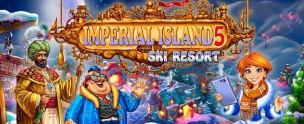 Imperial Island 5: Ski Resort Free Download