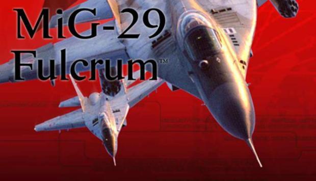 MiG-29 Fulcrum Free Download
