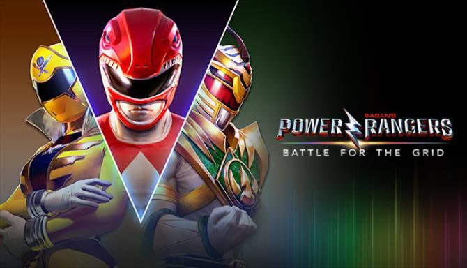 Power Rangers: Izgara Ücretsiz İndirme Savaşı