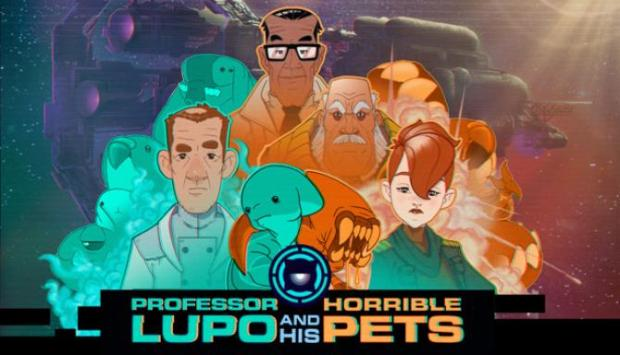 Professor Lupo and his Horrible Pets Free Download
